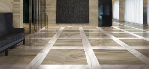 Simple Floor Tiles Design